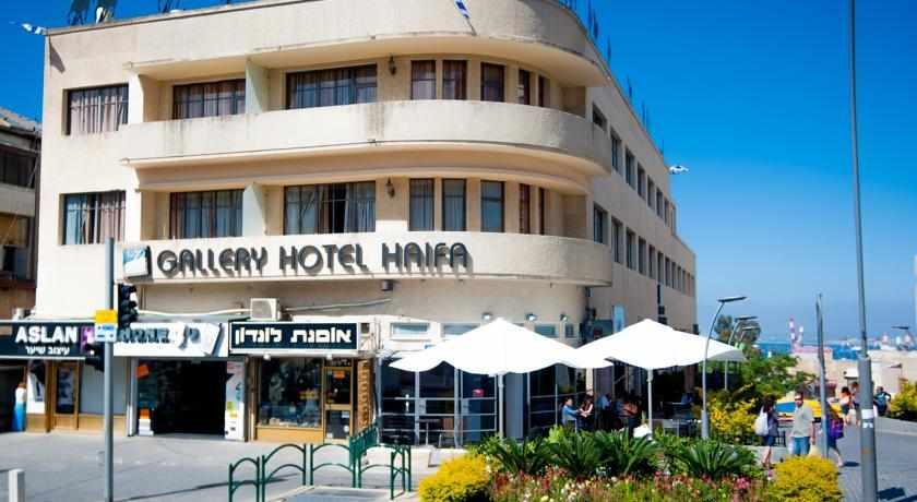 מלון ארט גלרי בחיפה