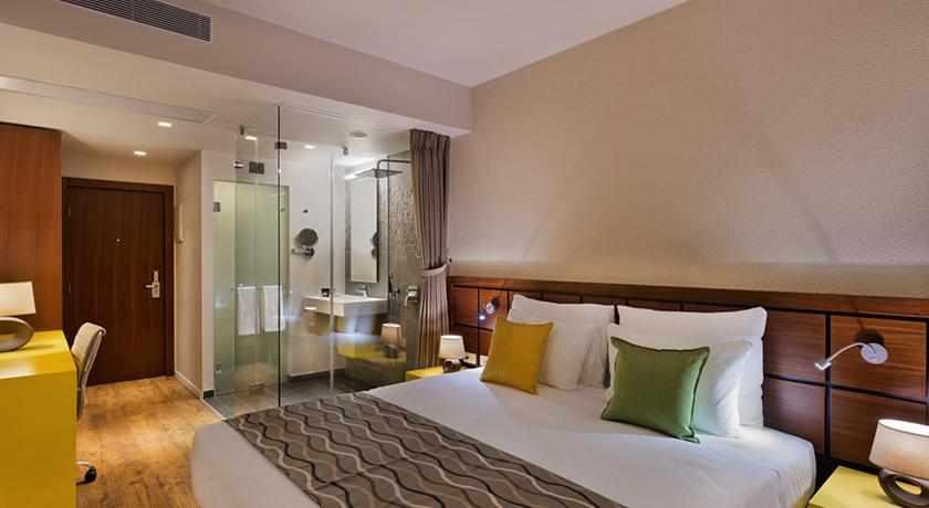 חדר משודרג מלון ביי וויו חיפה
