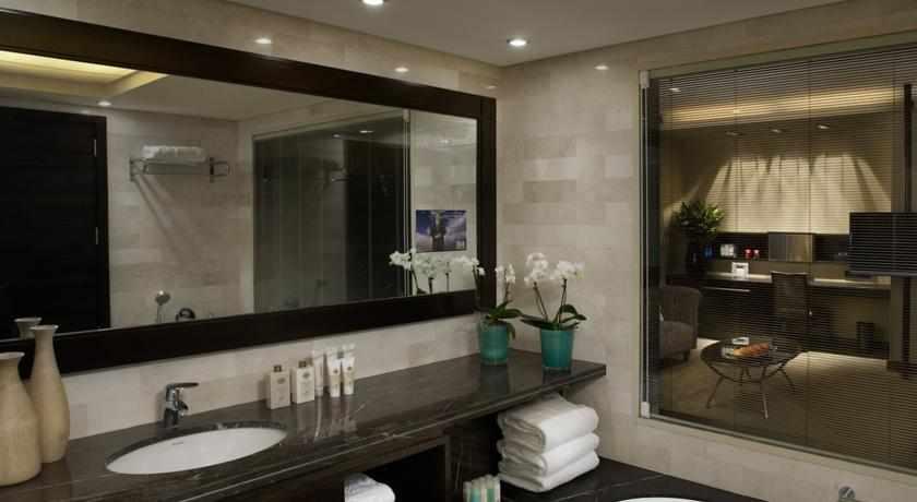 דן כרמל חיפה חדר אמבטיה ושירותים