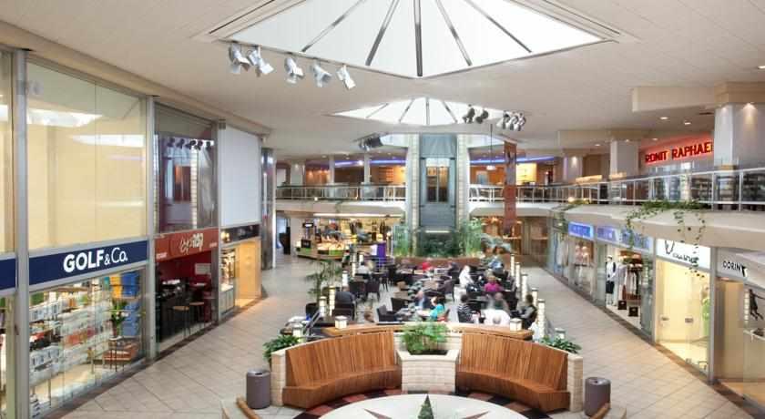מרכז קניות דן פנורמה חיפה