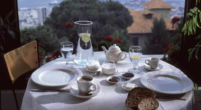 ארוחת בוקר לזוג דן פנורמה חיפה