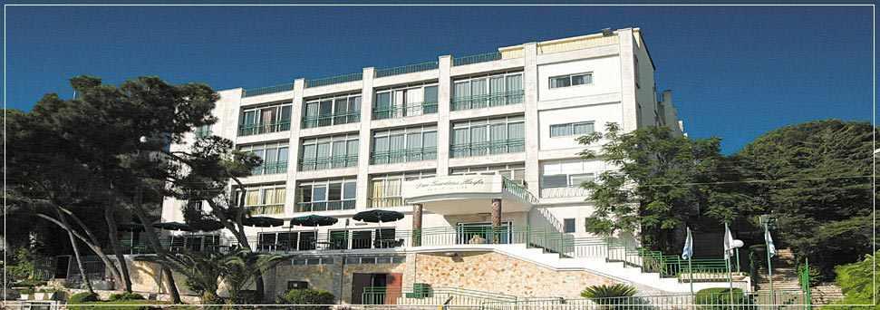 מלון גני דן בחיפה
