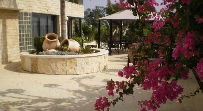 מלון מרום חיפה