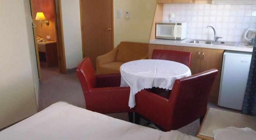 חדר מלון מרום חיפה