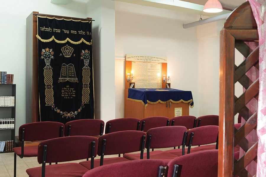 בית כנסת לאונרדו פלאזה חיפה