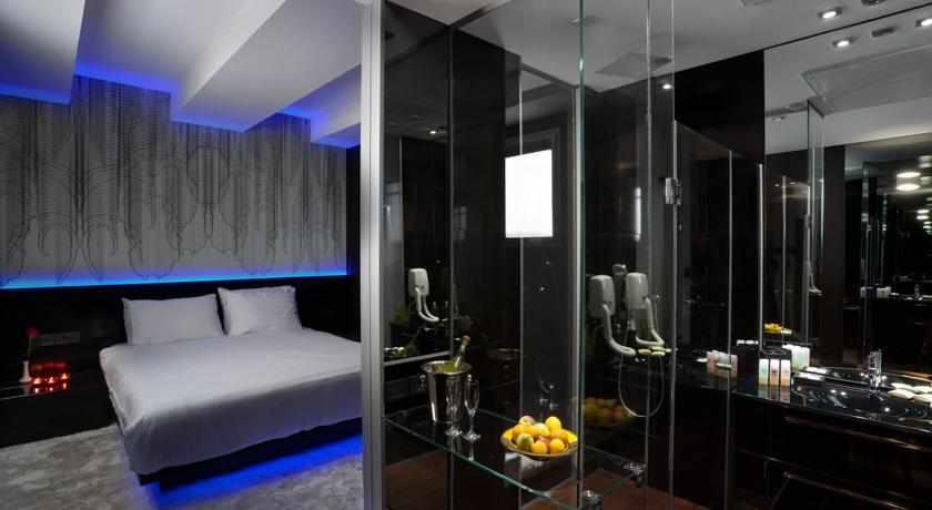 חדר לזוגות במלון טמפלרס חיפה